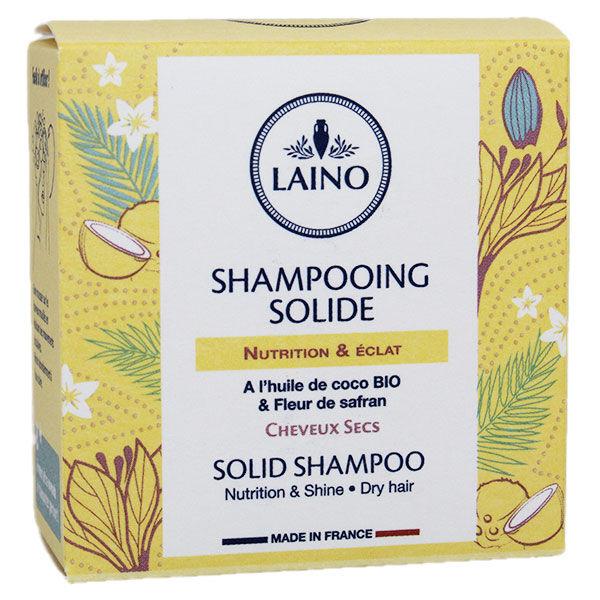 Laino Shampooing Solide Cheveux Secs 60g