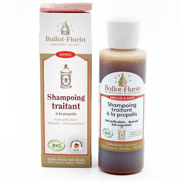 Ballot-Flurin Shampooing Traitant à la Propolis 125ml