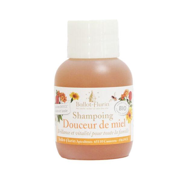 Ballot-Flurin Shampooing Douceur de Miel Bio 50ml