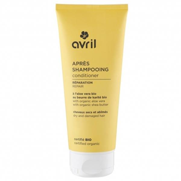 Avril Cheveux Après-Shampooing Réparation Bio 200ml