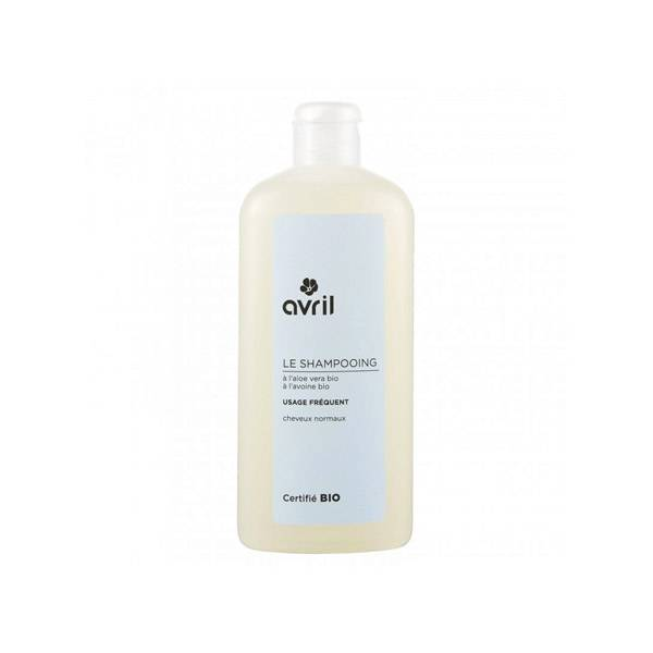 Avril Le Shampooing Usage Fréquent Cheveux Normaux Bio 250ml