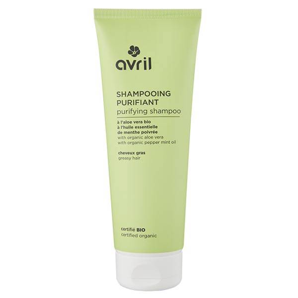 Avril Cheveux Shampooing Purifiant Bio 250ml