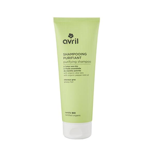 Avril Shampooing Purifiant Cheveux Gras 250ml