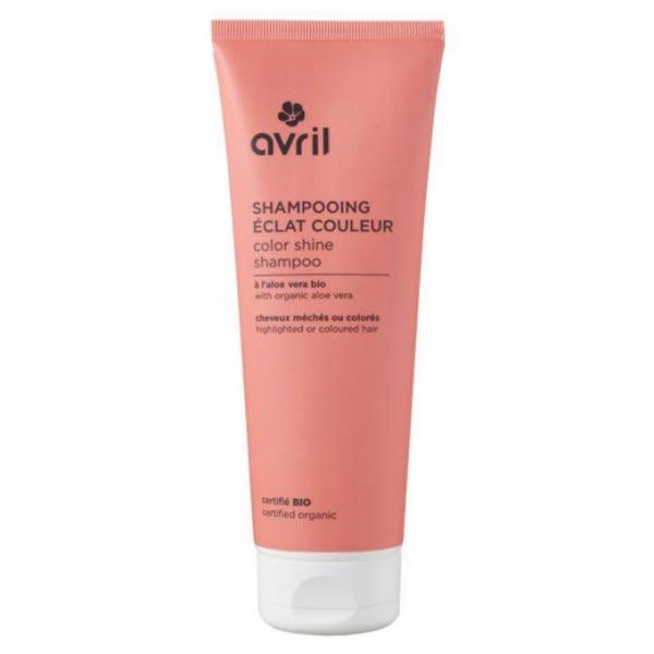 Avril Cheveux Shampooing Éclat Couleur Bio 250ml