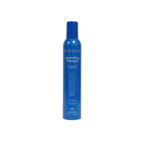 Biosilk Hydrating Therapy Mousse Hydratante Texture Riche 376ml