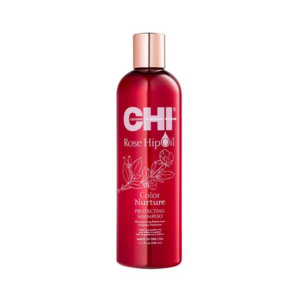 Chi Rose Hip Huile Sèche Protectrice 340ml
