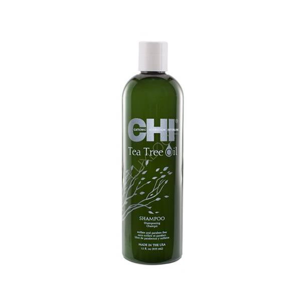 Chi Tea Tree Oil Shampooing à l'Huile d'Arbre à Thé 340ml