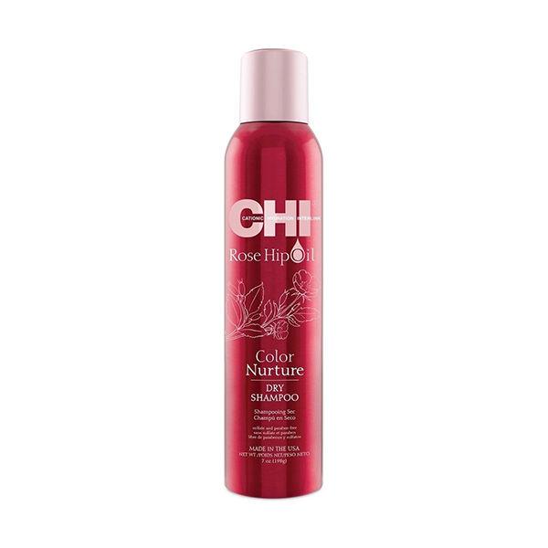 Chi Rose Hip Shampooing Sec 207ml