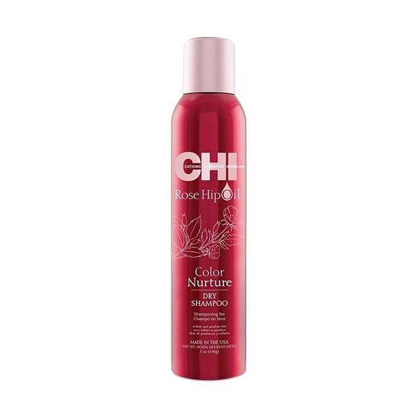 Chi Rose Hip Shampooing Sec 207ml