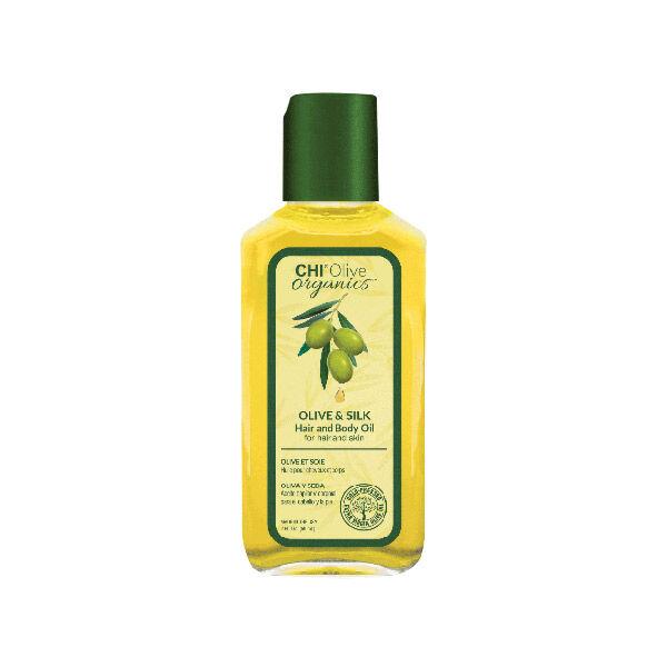 Chi Olive Organics Huile Cheveux et Corps 59ml