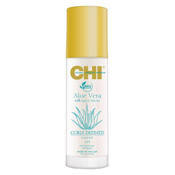 Chi Aloe Vera Curls Defined Gel Structurant 147ml