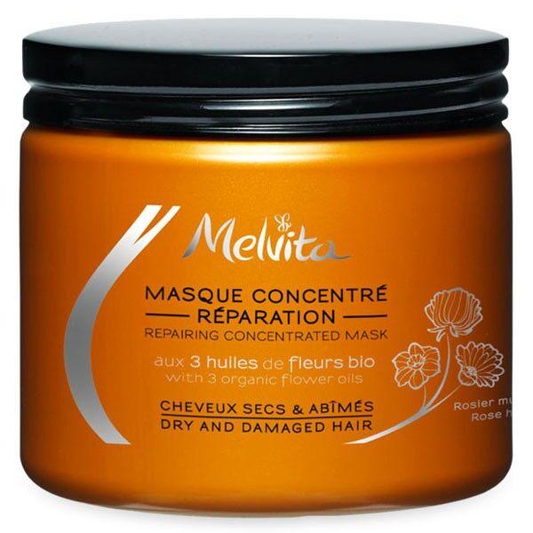 Melvita - Capillaire Expert - Masque concentré réparation 175ml