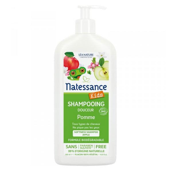 Natessance Kids Shampooing Douche Pomme 500ml
