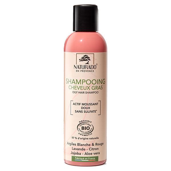 Naturado en Provence Naturado Shampooing Cheveux Gras Bio 200ml