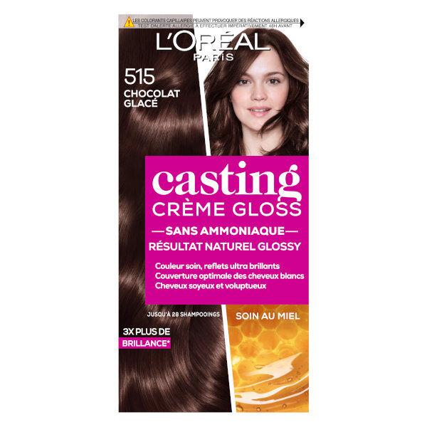 L'Oréal Paris L'Oréal Casting Crème Gloss Coloration Chocolat Glacé 515