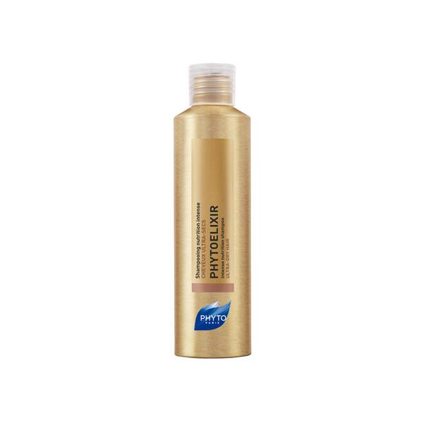 Phyto Phytoelixir Shampooing Nutrition Intense Cheveux Ultra-Secs 200ml