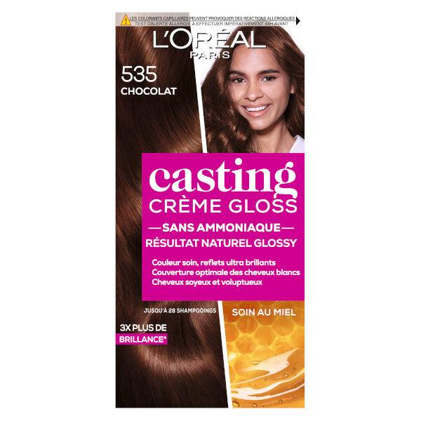 L'Oréal Paris L'Oréal Casting Crème Gloss Coloration Chocolat 535