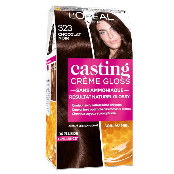 L'Oréal Paris L'Oréal Casting Crème Gloss Coloration Chocolat Noir 323
