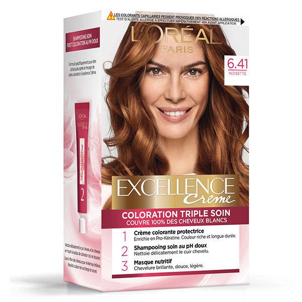 L'Oréal Paris L'Oréal Excellence Crème Coloration Noisette 6.41