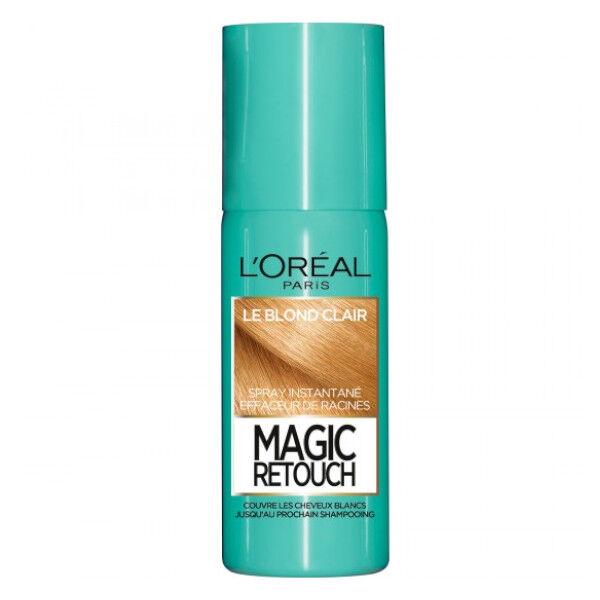 Magic Retouch L'Oréal Paris Magic Retouch Spray Retouche Racines Blond Clair 75ml