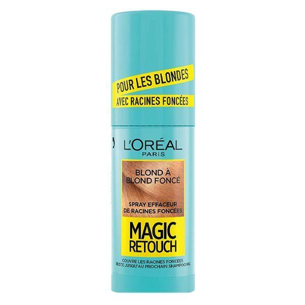 Magic Retouch L'Oréal Paris Magic Retouch Spray Racines Blond à Blond Foncé 75ml