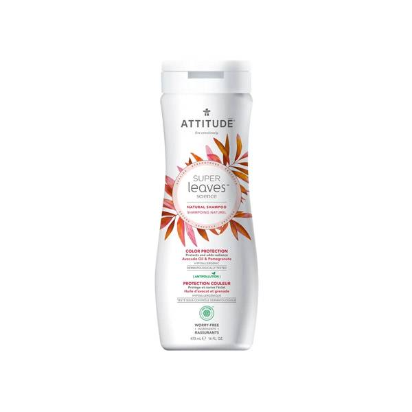 Attitude Super Leaves Shampooing Protection Couleur