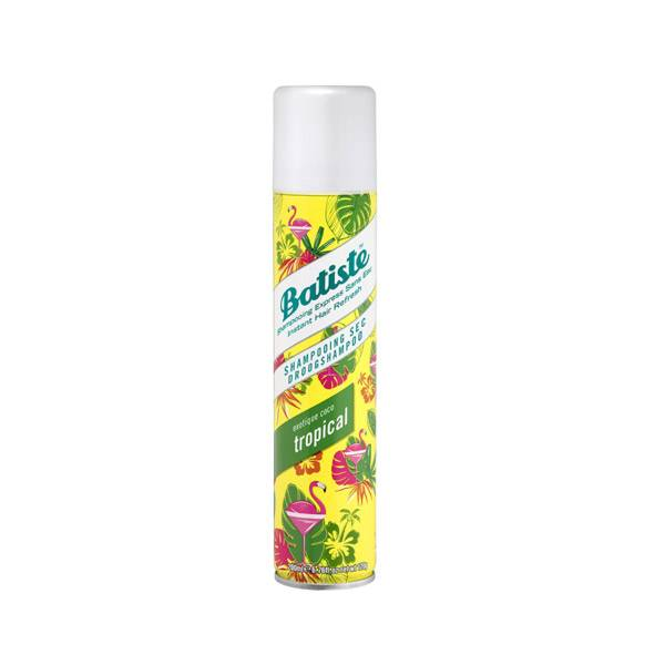 Batiste Shampooing Sec Tropical 200ml