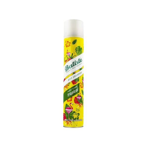 Batiste Shampooing Sec Tropical 400ml