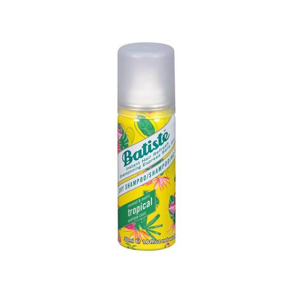Batiste Shampooing Sec Tropical 50ml
