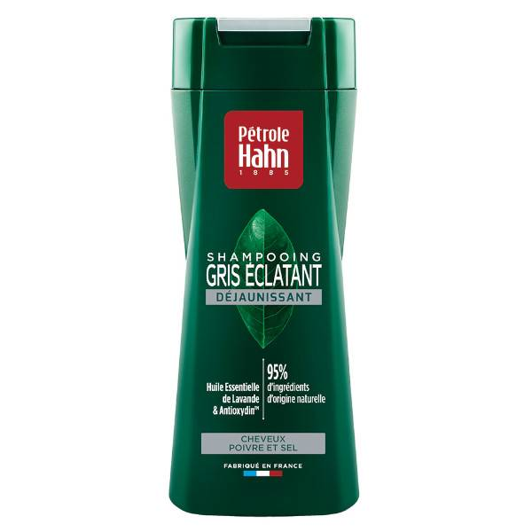 Petrole Hahn Shampooing Gris Eclatant 250ml