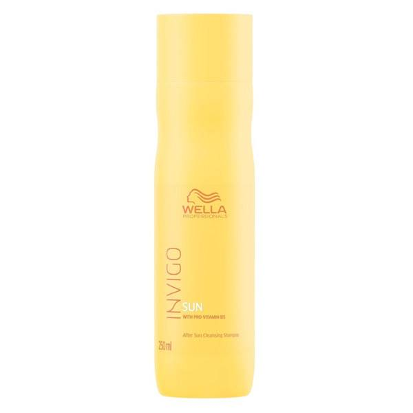 Wella Professionals Invigo Sun Shampooing Nettoyant Après-Soleil 250ml
