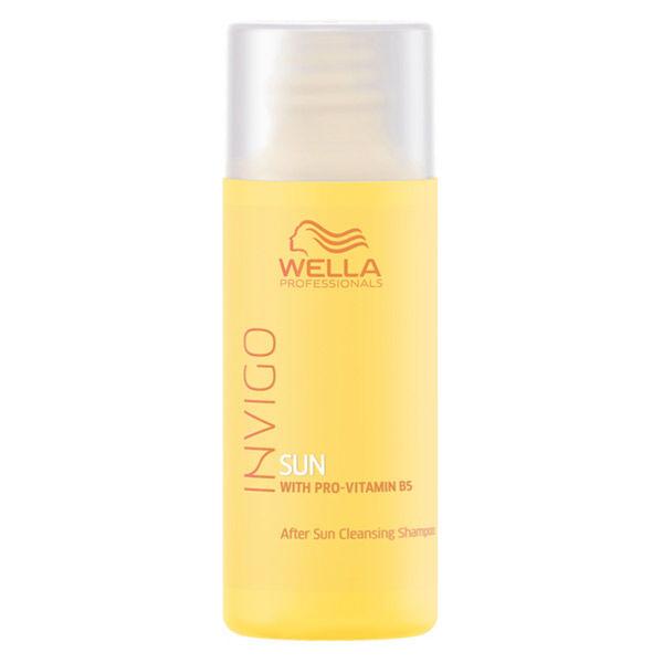 Wella Professionals Invigo Sun Shampooing Nettoyant Après-Soleil 50ml