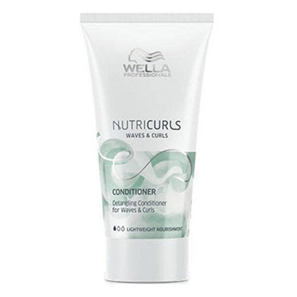 Wella Professionals Nutricurls Après-Shampooing Démêlant Cheveux Ondulés et Bouclés 30ml