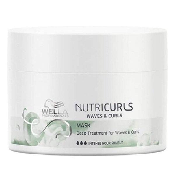 Wella Professionals Nutricurls Soin Profond Cheveux Ondulés et Bouclés 150ml