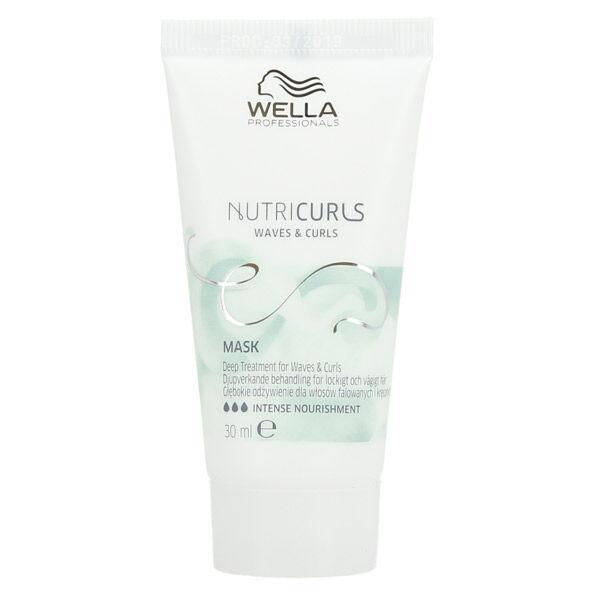 Wella Professionals Nutricurls Soin Profond Cheveux Ondulés et Bouclés 30ml