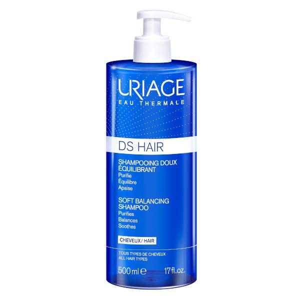 Uriage DS Hair Shampooing Doux Équilibrant 500ml