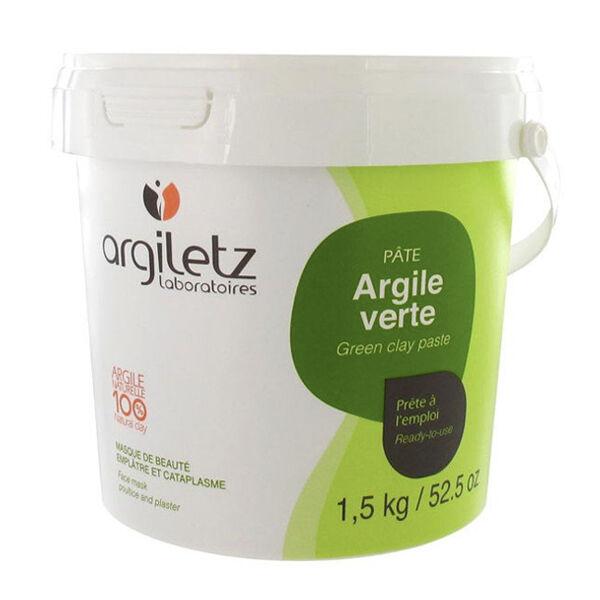 Argiletz Argile Verte Prête à l'Emploi 1,5kg