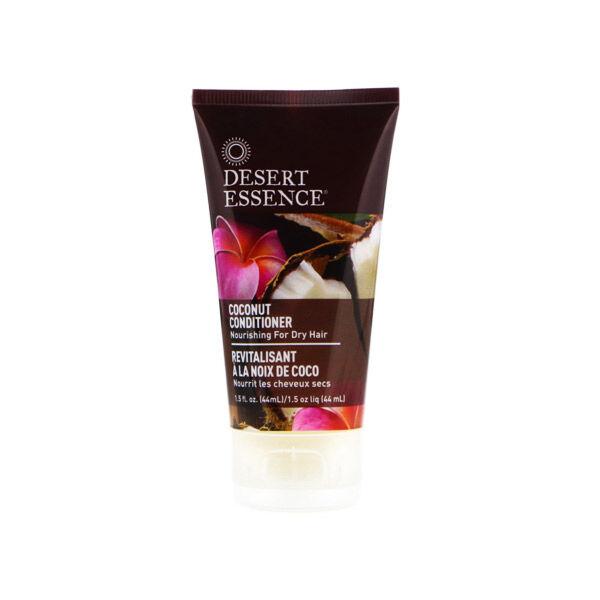 Desert Essence Après-Shampooing Noix de Coco Format Voyage 44ml