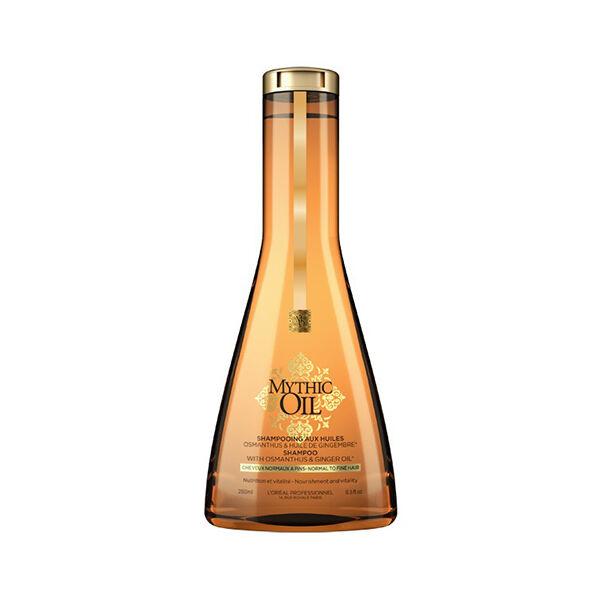 L'Oréal Professionnel Mythic Oil Shampoing aux Huiles Cheveux Fins 250ml