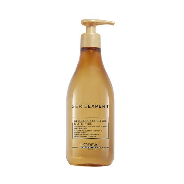 L'Oréal Care & Styling Se Nutri Glycerol Shampooing 500ml