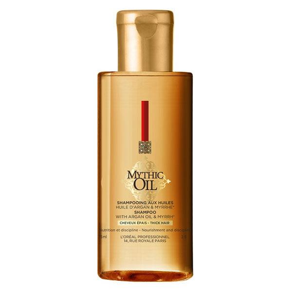 L'Oréal Professionnel Mythic Oil Shampooing aux Huiles Cheveux Epais 75ml