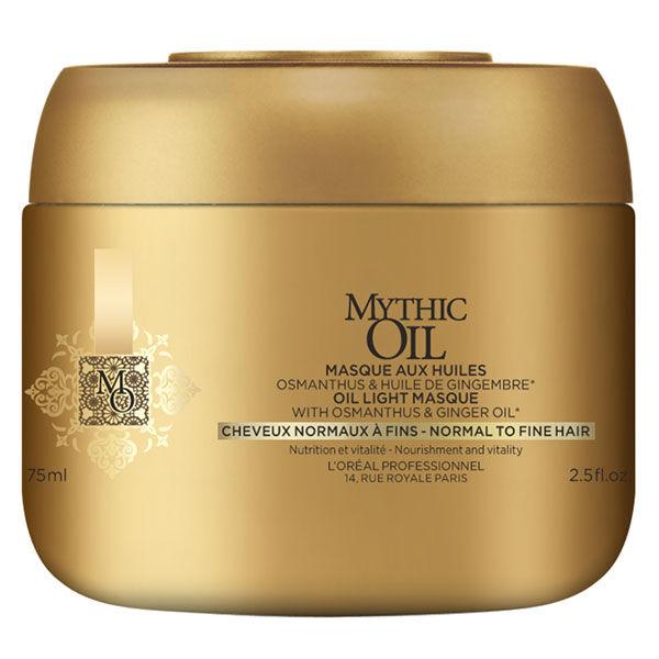 L'Oréal Professionnel Mythic Oil Masque aux Huiles Cheveux Normaux 75ml