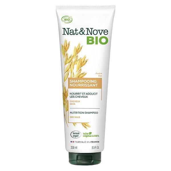 Nat&Nove Bio Nat&Nove; Bio Shampooing Nourrissant Avoine 250ml