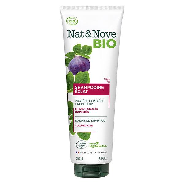 Nat&Nove Bio Nat&Nove; Bio Shampooing Éclat Figue 250ml
