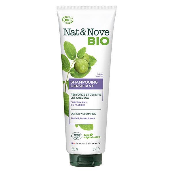 Nat&Nove Bio Nat&Nove; Bio Shampooing Densifiant Noyer 250ml