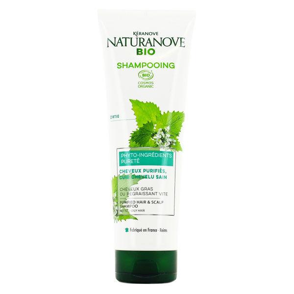 Nat&Nove Bio Nat&Nove; Bio Shampooing Ortie 250ml