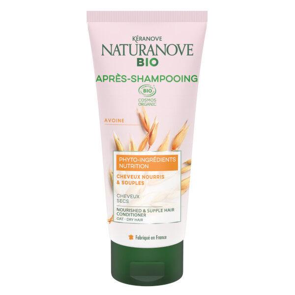 Nat&Nove Bio Nat&Nove; Bio Après-Shampooing Avoine 200ml