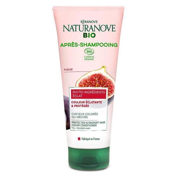 Kéranove Naturanove Bio Après-Shampooing Figue 200ml
