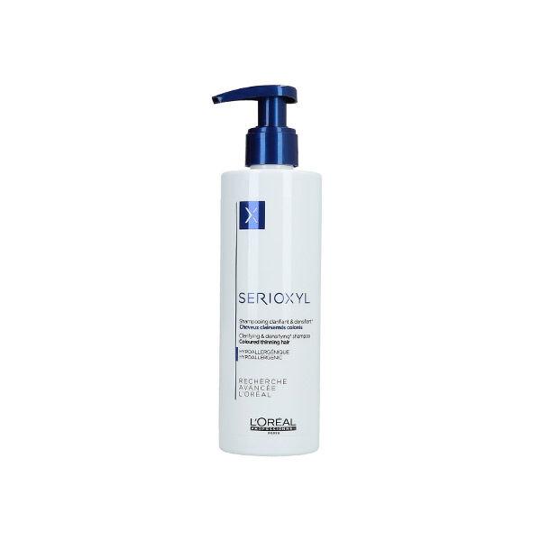 L'Oreal Care & Styling L'Oréal Serioxyl X Shampooing Cheveux Colorés 250ml