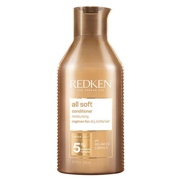 Redken All Soft Après-Shampoing Nourrissant 300ml